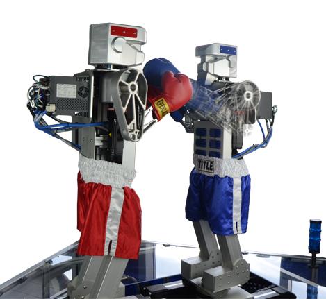 Servo Robots