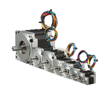New PMX Stepper Motors