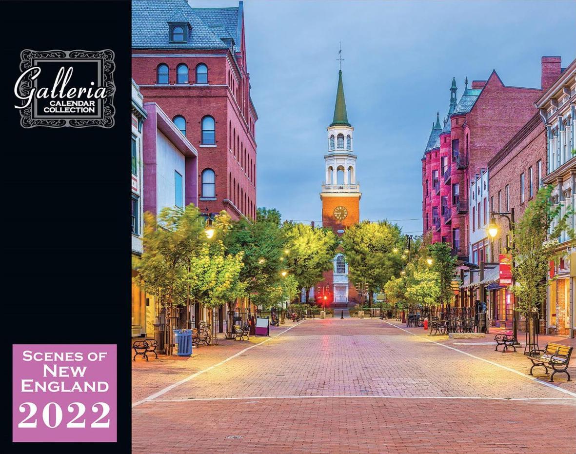 Scenes of New England