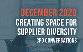 Supplier diversity event